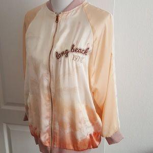 Zara beach bomber jacket - Great condition-